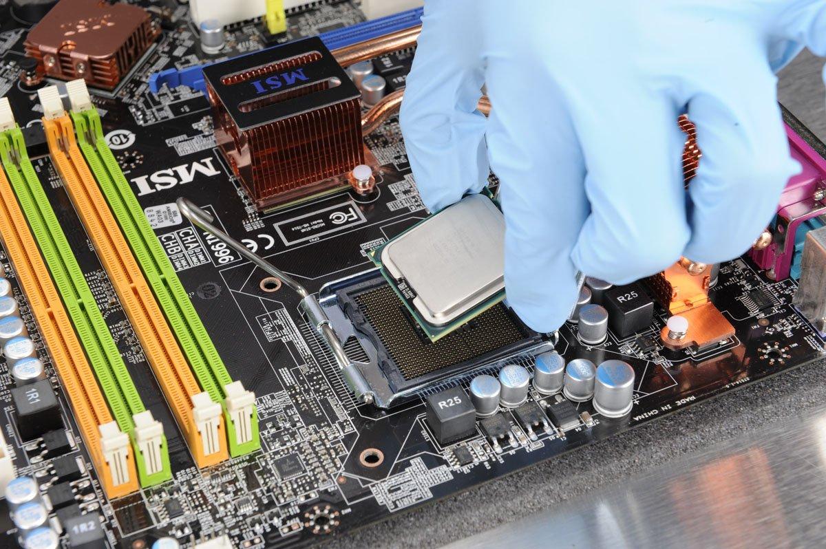 Ремонт компьютеров  в районе Царицино