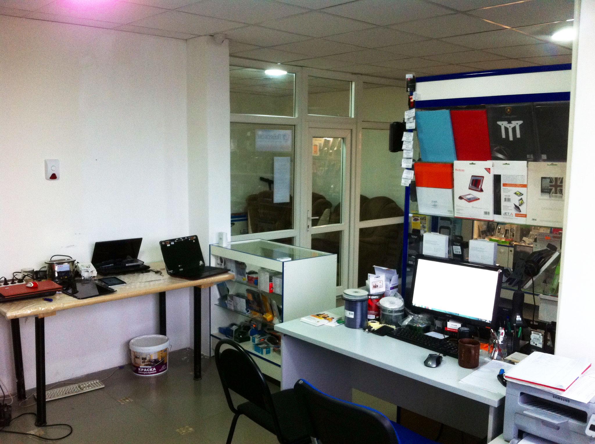 Компьютерный сервис  в районе Лианозово